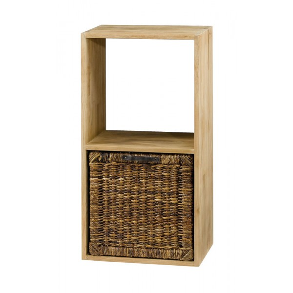 rangement panier abaca du bois dans ma maison le petit monde de miss a. Black Bedroom Furniture Sets. Home Design Ideas
